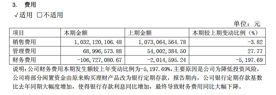 养元饮品2018年年报内容(资料来源:巨潮资讯)