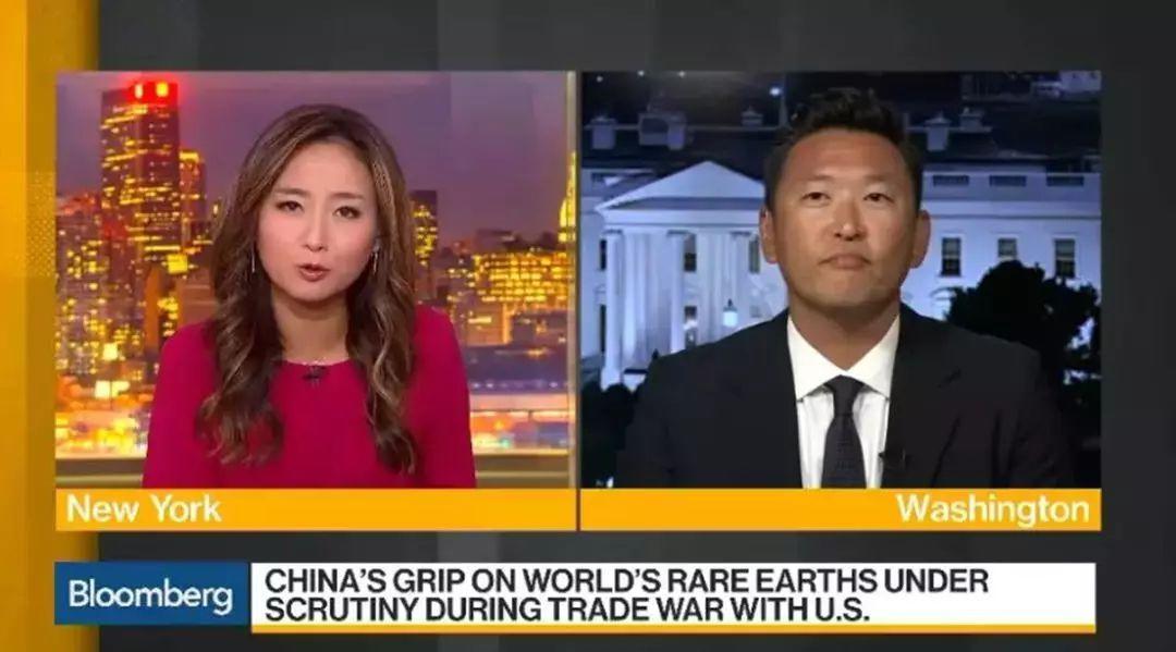 图:外媒在。商议中国稀土博弈对。全球的影响。