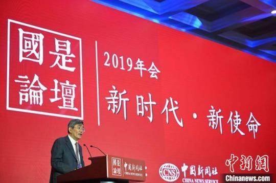 杨伟民:中国反周期调节不克强刺激也不克弱调节