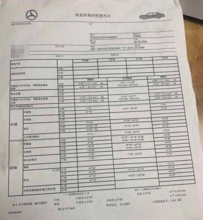 【证券日报】新购奔驰百万豪车3天就跑偏,4S店拒绝退换:联系厂家检测