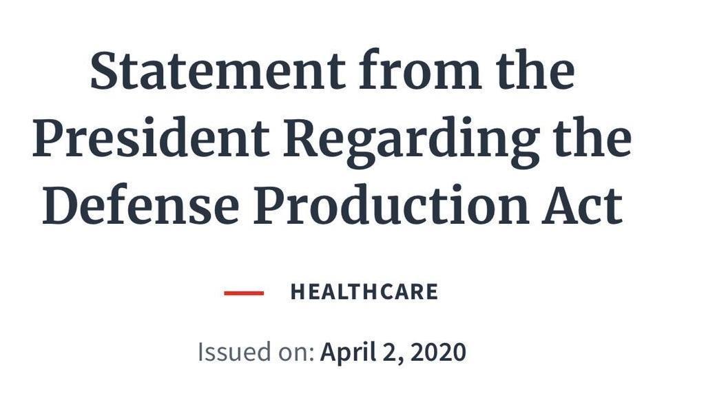 △白宫发布的有关文件(图片来源:美国白宫)