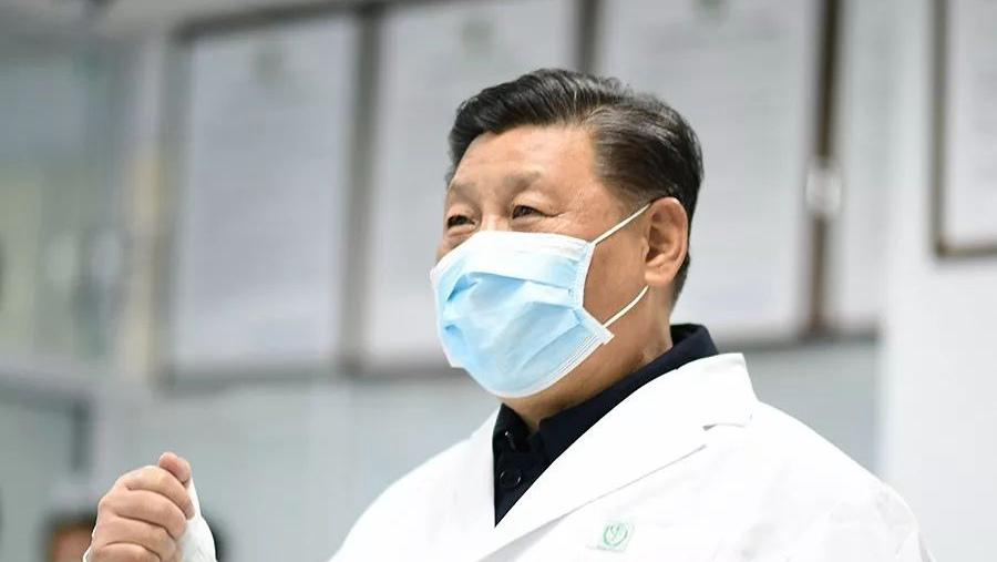 """近观中国丨以变应变 习近平战""""疫""""的""""非常""""道"""