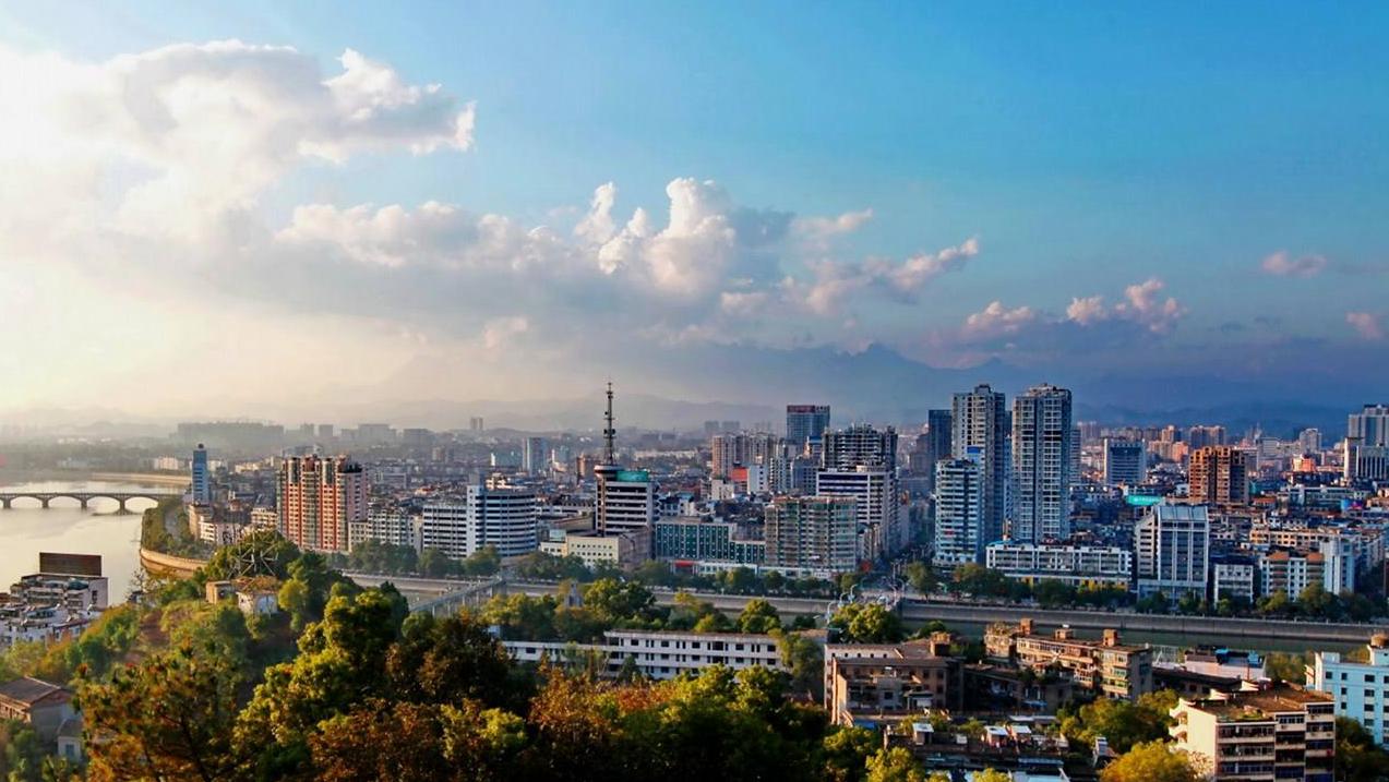 赣州2019经济总量_赣州经济开发区地图