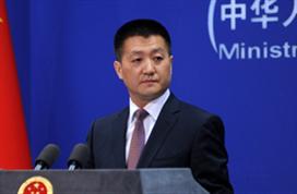 陆慷宣布将不再担任外交部新闻司司长、发言人