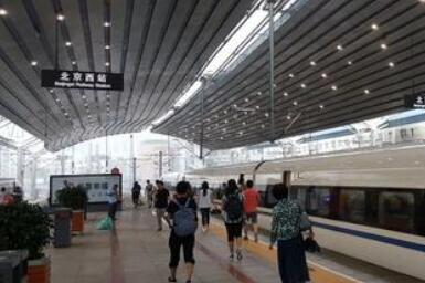 受河南多地强降雨影响,北京西站27日67趟始发列车停运