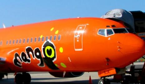 """南非国有航空公司""""芒果航空""""宣布进入商业救援模式"""