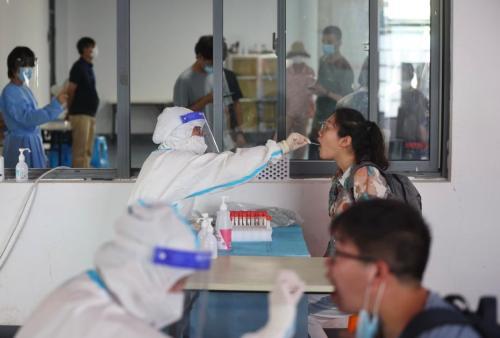 湖南长沙县发现1例外省输入新冠肺炎确诊病例