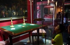 颐和园展出俄罗斯彼得夏宫228件珍贵藏品