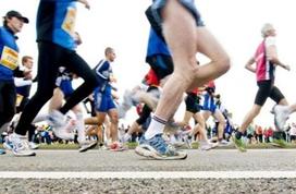 马拉松成减压利器 金融人竞相开跑