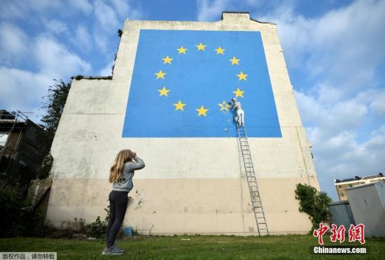 英国加快应对脱欧后所有可能情境 分手谈判或提速