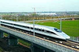 设计时速350公里高铁将开进沂蒙老区